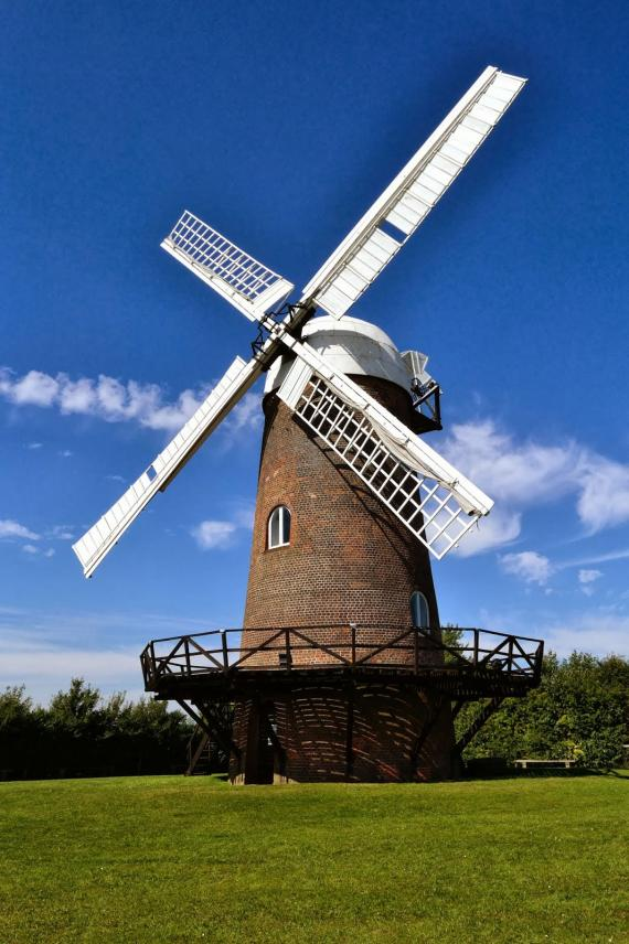 Windmill at Wilton